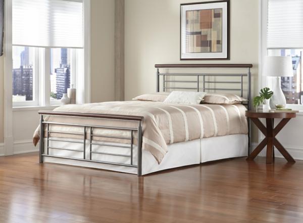 ein komplettes schlafzimmer mit stil einrichten. Black Bedroom Furniture Sets. Home Design Ideas