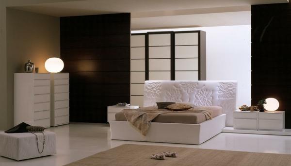 komplettes schlafzimmer tischleuchten rund
