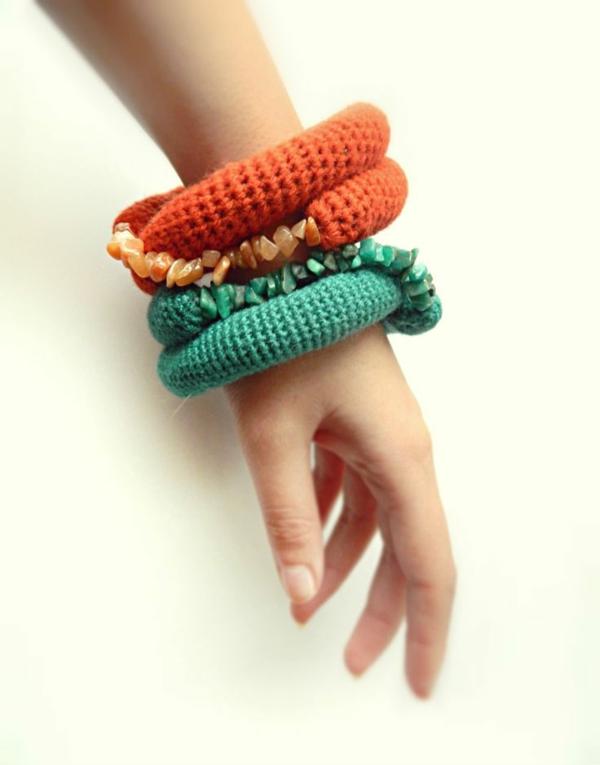 kreative damen armbänder selber machen schmuck frauen accessoires