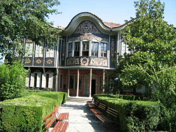 last minute bulgarien altstadt plovdiv wiedergeburt haus