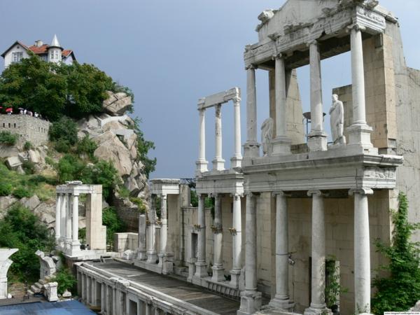 last minute bulgarien plovdiv antiktheater römisch
