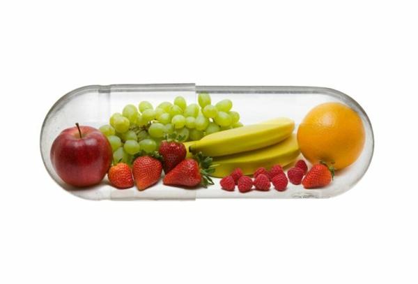 leichtes essen im sommer vitamine