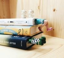 Lesezeichen basteln – kreative Geschenkideen für echte Bücherwürmer