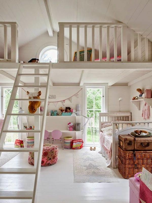 Mädchenzimmer Gestalten Geräumiger Spielplatz
