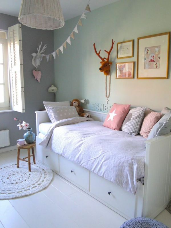 mädchenzimmer kinderzimmer gestalten dekorieren
