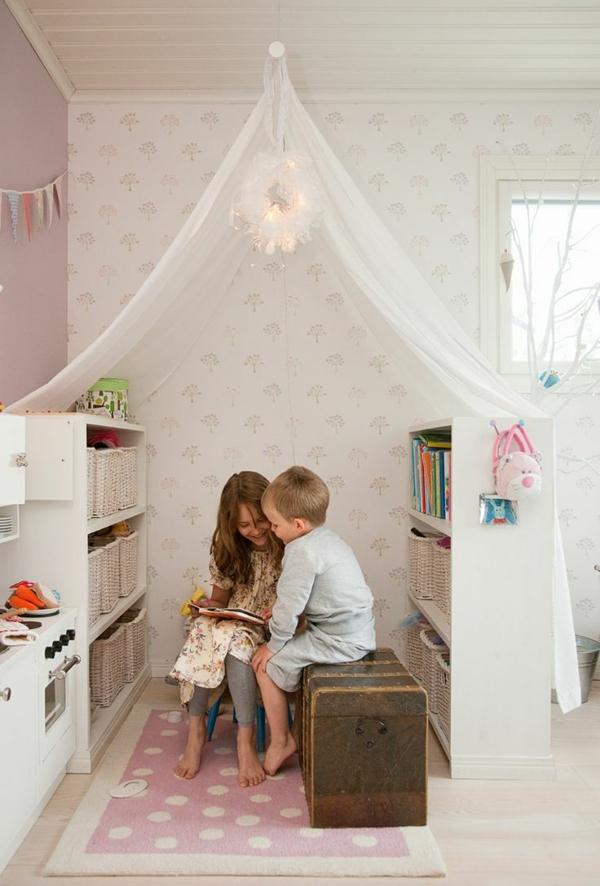 Schöne Kinderzimmer Gestalten mädchenzimmer in die schöne mädchenwelt eintauchen