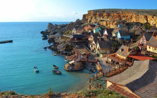 malta urlaub Sweethaven Village anchor bay