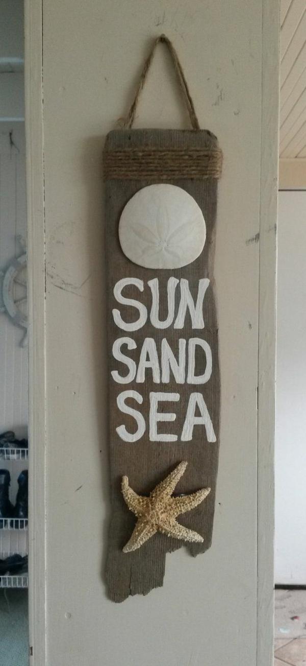 Maritime Deko Ideen Laden Das Meer Nach Hause Ein