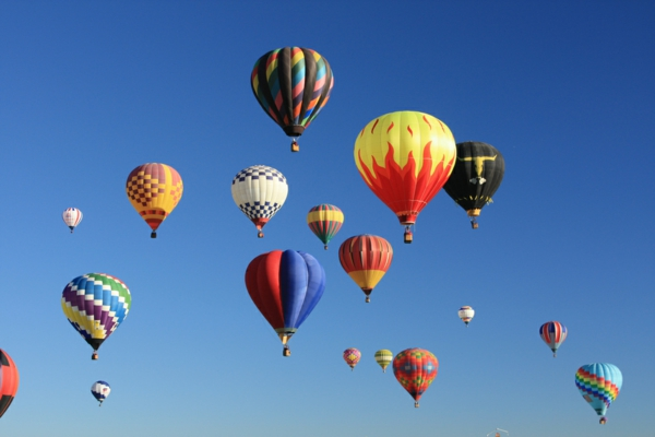 muttertagsgeschenke heißluftballon geschenk idee