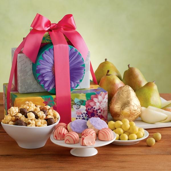 muttertagsgeschenke pralinen geschenke früchte nüsse