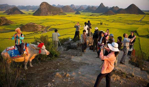 nachhaltiger tourismus kultur natur fotos