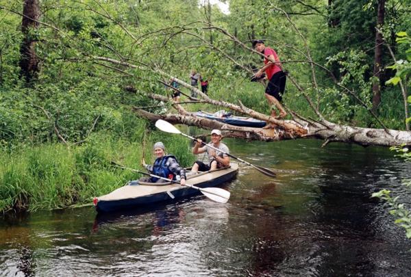 nachhaltiger tourismus rafting
