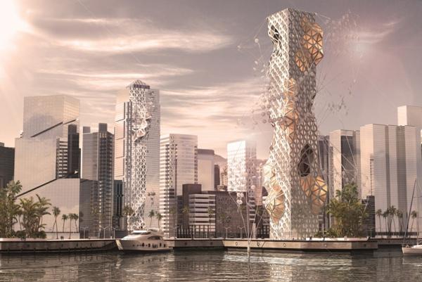 organische architektur nachhaltigkeit