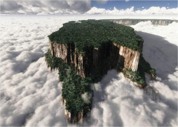unser planet monte roraima venezuela