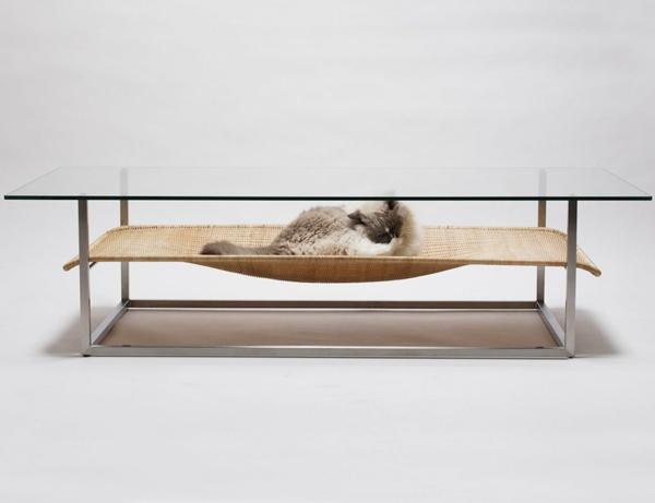 Die pflegeleichte Haustiere und die Möbel, welche dazu passen