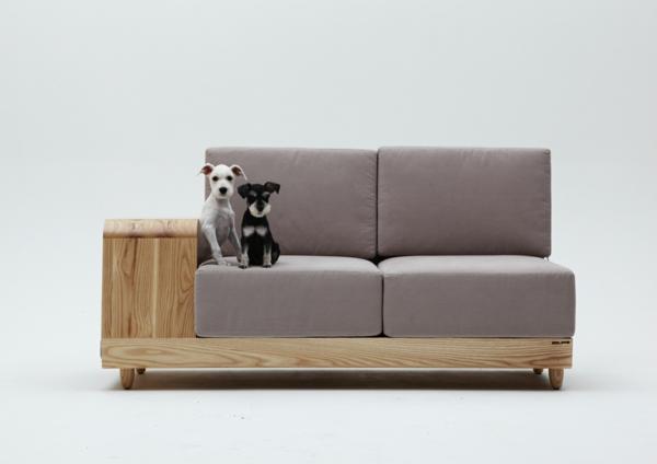 plegeleichte haustiere sofa holz polsterung