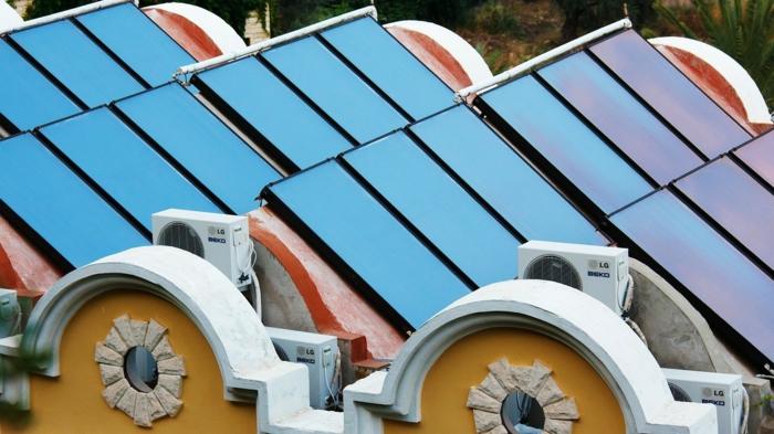 plusenergiehaus solaranlagen dächer