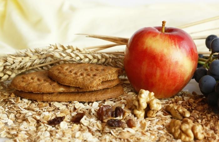 probiotika ballaststoffe gesundes frühstück