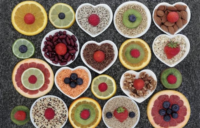 probiotika ballaststoffe rohe nahrung
