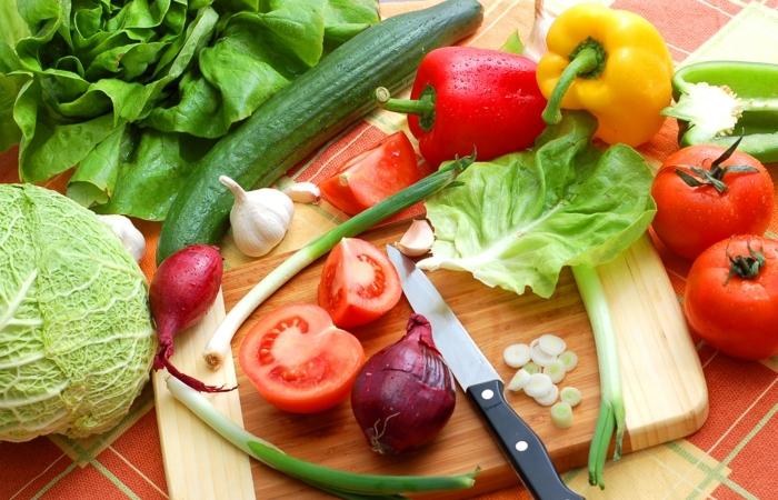 probiotika frisches gemüse ballaststoffe