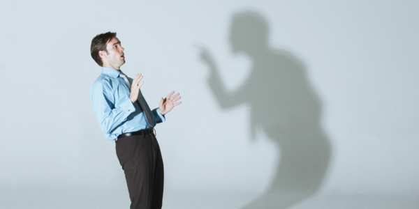 rad des schicksals angst erfolg tätig sein