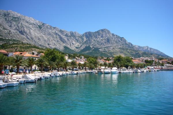 reise nach kroatien vaska voda riviera