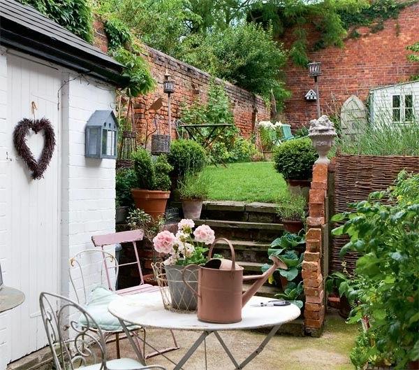 Gartenideen die den au enbereich frischer erscheinen lassen - Pinterest gartenideen ...