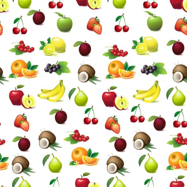 Tapetenmuster, die den Appetit anregen - Schöne inspirierende Muster