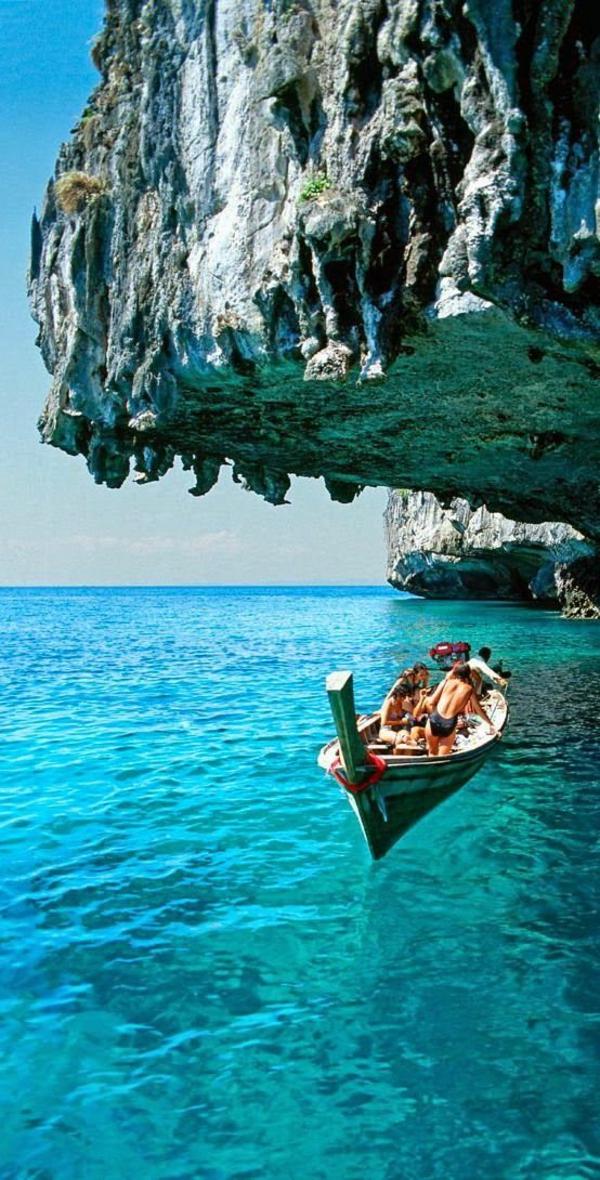 schönste strände Koh Phi Phi Don Thailand