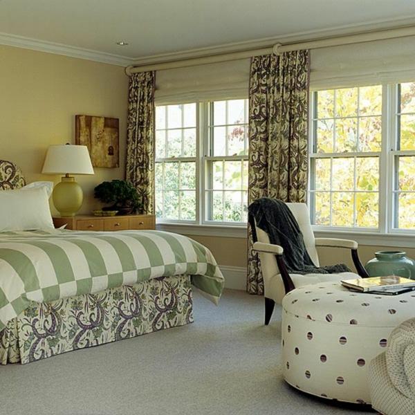 schlafzimmer design vintage stil tolle schlafzimmermöbel