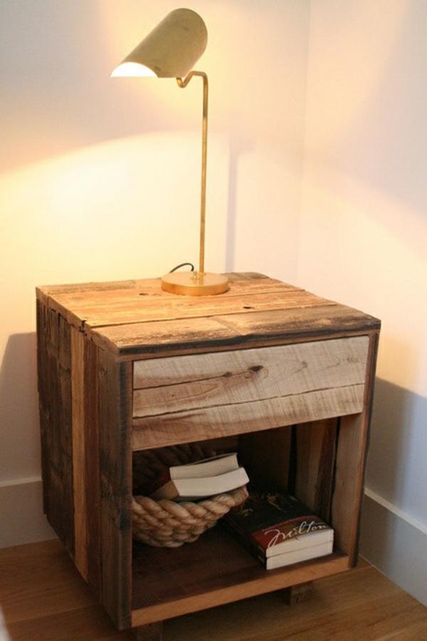 der nachttisch und seine rolle im modernen schlafzimmer. Black Bedroom Furniture Sets. Home Design Ideas