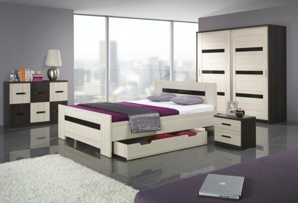 schlafzimmer set inspirierende ideen f r sch nes schlafzimmer design. Black Bedroom Furniture Sets. Home Design Ideas