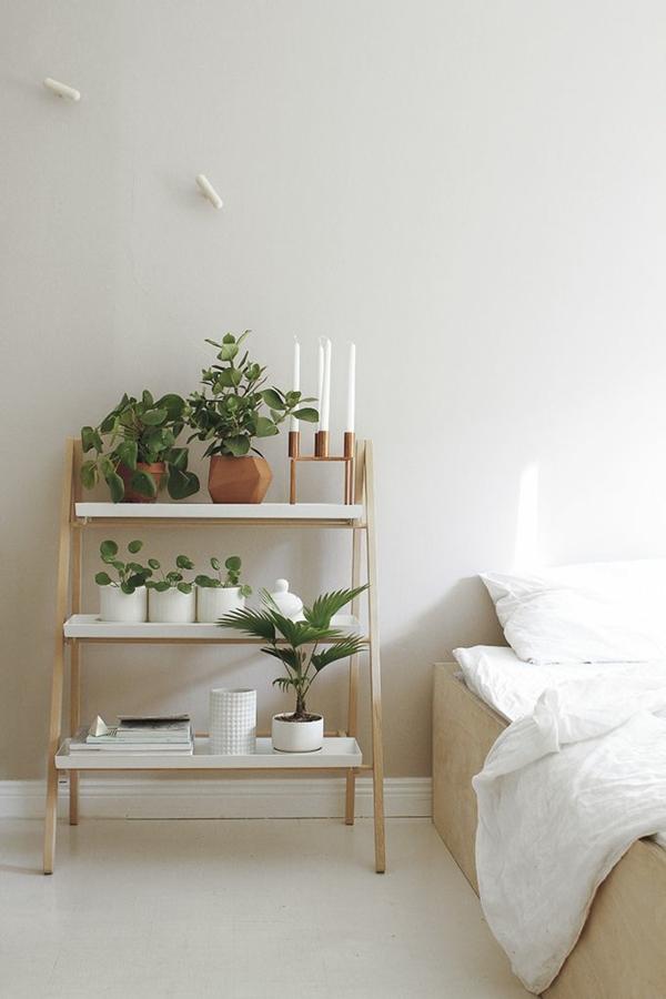 Der nachttisch und seine rolle im modernen schlafzimmer for Einrichtung skandinavisch