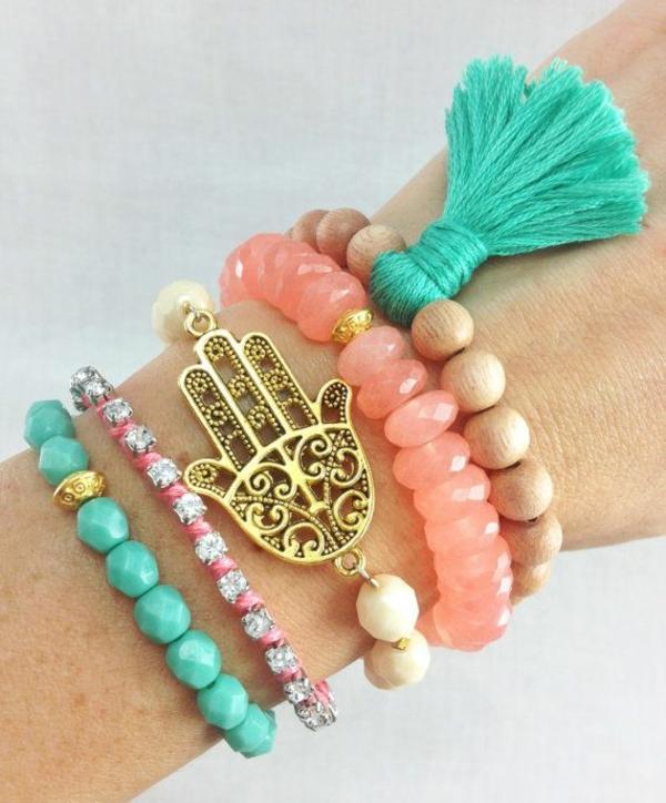 schmuck und accessoires diy damen armbänder