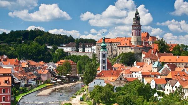 sehenswürdigkeiten Český Krumlov tschechien reisen und urlaub