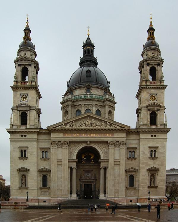 sehenswürdigkeiten budapest Szent Istvan Basilika