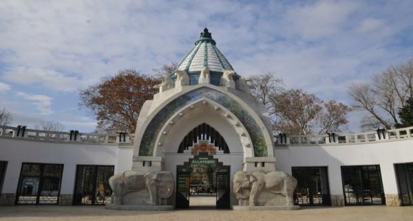 sehenswürdigkeiten budapest zoo besichtigen
