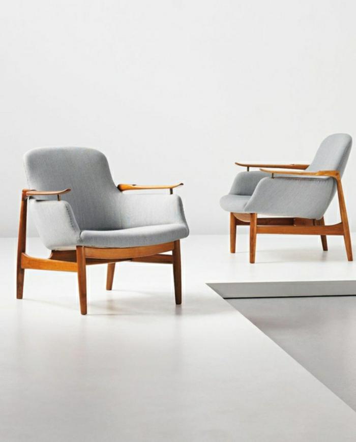 skandinavische möbel designer stühle designer Finn Juhl