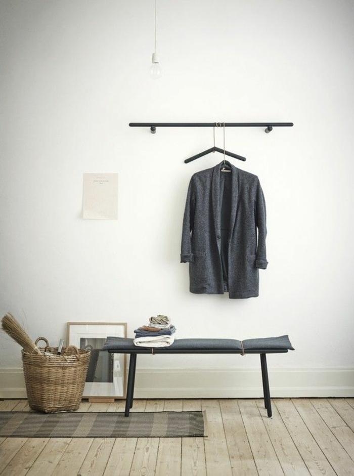 skandinavische möbel flurmöbel minimalistisch und praktisch