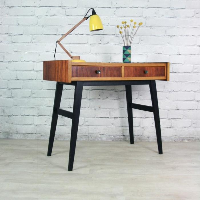 skandinavische möbel holz anrichte retro design