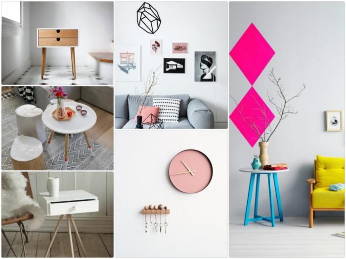 skandinavische möbel und design einrichtunggsideen