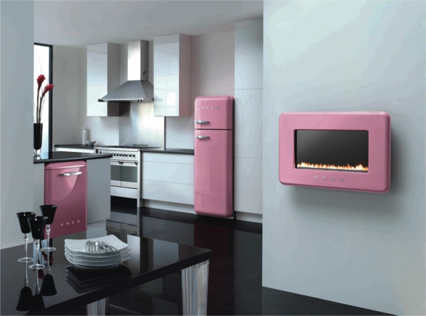 k hlschrank rosa smeg wendy parker blog. Black Bedroom Furniture Sets. Home Design Ideas