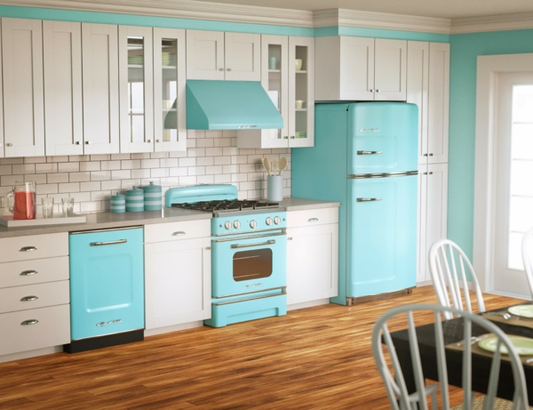 Amerikanischer Kühlschrank Smeg : Kühlschrank retro smeg tobin bonnie