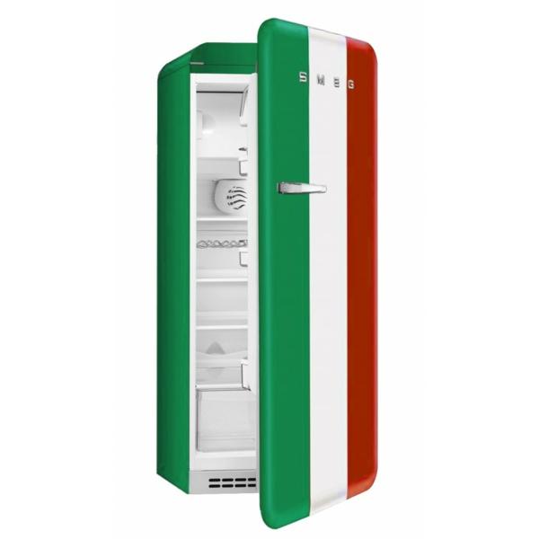 smeg kühlschrank retro italienische flagge