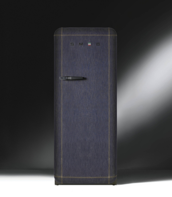 smeg kühlschrank denim model