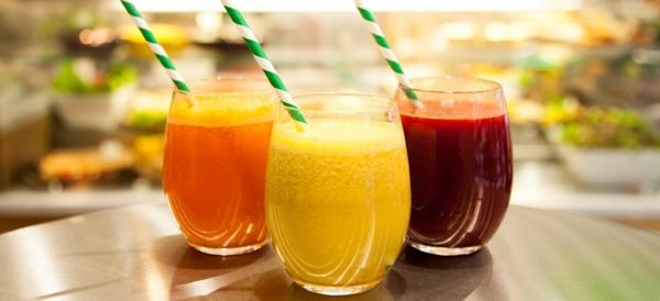 steinbock sternzeichen fruchtsäfte trinken flüssigkeiten