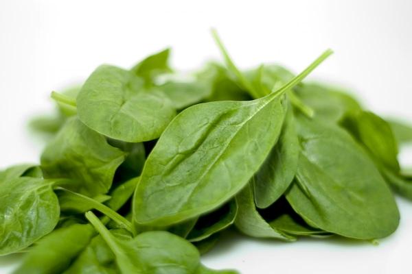 steinbock sternzeichen gesunde ernährung blattgemüse spinat