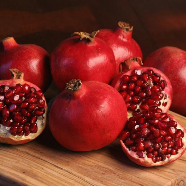 steinbock sternzeichen granatapfel früchte essen