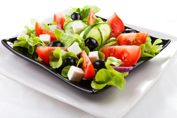 sternzeichen schütze salat essen