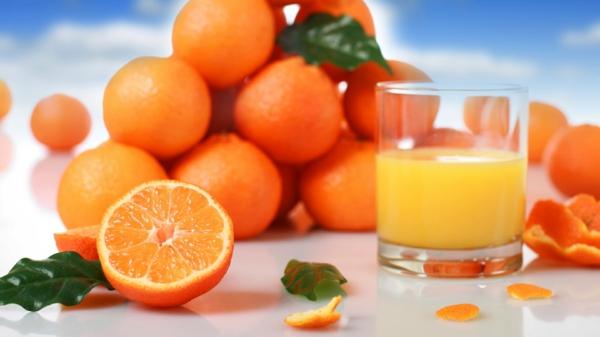sternzeichen skorpion orangen saft frisch gepresst